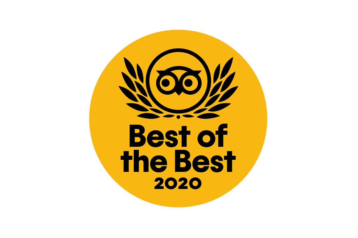 Tripadvisor Best of the Best 2020 : interview croisé